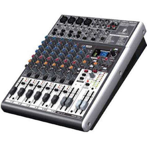 Mixer Behringer 12 Ch musical instruments behringer xenyx x1204usb 12 channel mixer