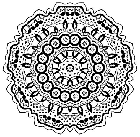 Awesome Mandalas An Adult Coloring Book Vol 1 Enemyone The Awesome Mandala Coloring Pages