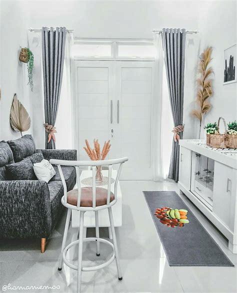 kumpulan inspirasi desain ruang tamu  cantik