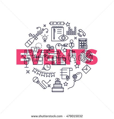 event layout vector event stock images royalty free images vectors