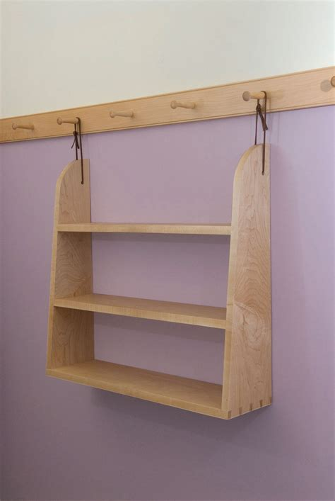 A Shelf by Shaker Hanging Shelf