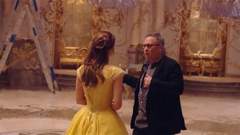 beauty and the beast chord beauty and the beast behind the scenes with emma watson