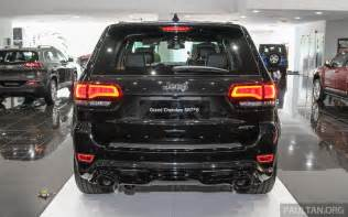 jeep grand srt now in malaysia rm699k image 332832