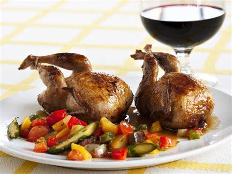 come cucinare le quaglie ricette ricetta quaglie alla veronese donna moderna