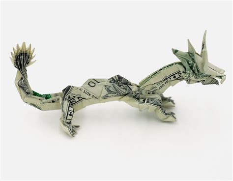 One Dollar Bill Origami - amazing origami using only dollar bills 171 twistedsifter