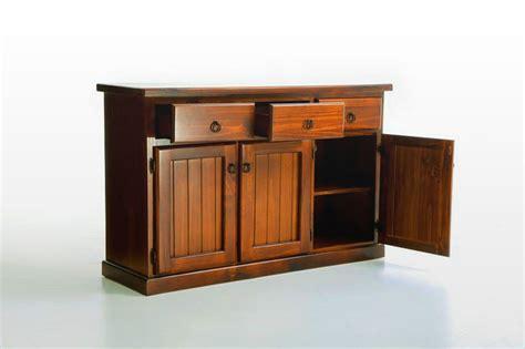 Pine Storage Cabinet Riverside Brand New Solid Timber Pine Buffet Sideboard Storage Cabinet Ebay