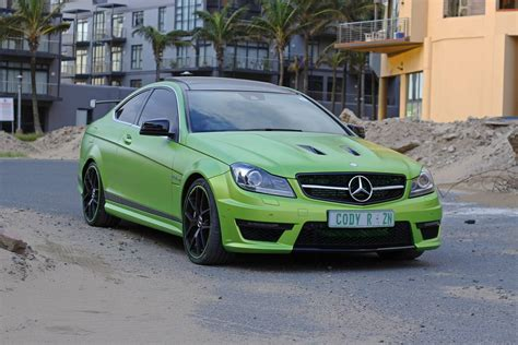 1 of 10 mercedes c63 amg coupe legacy edition in