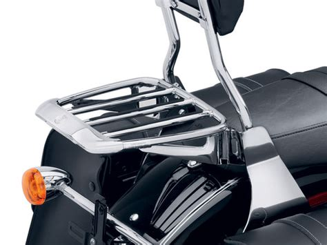 Harley Rack by New Air Foil Premium Luggage Rack From Harley Davidson