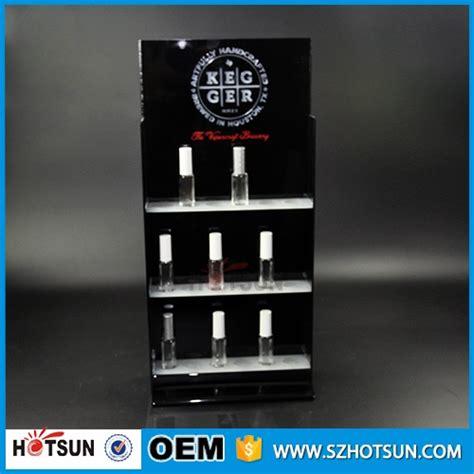 Perfume Display Rack by Black Acrylic Perfume Display Rack With Led Lighting Buy