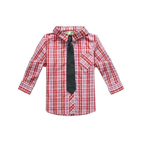 groopdealz boys shirt and tie sets