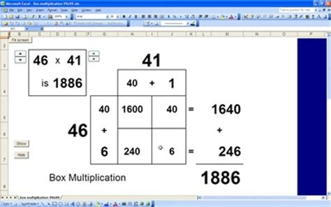 Multiplication Boxes Worksheets by Box Multiplication Box Multiplication Worksheet
