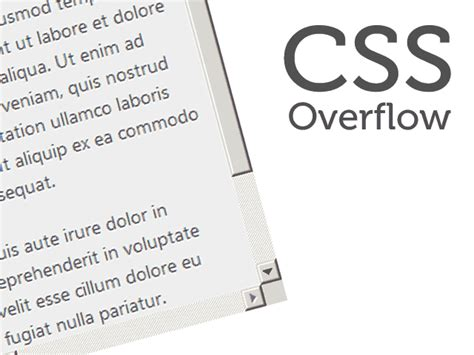 css tutorial overflow android gratis mengenal css overflow