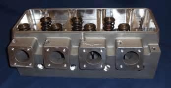 Pontiac Aluminum Heads Tin Indian Performance Kre Aluminum High Port Pontiac
