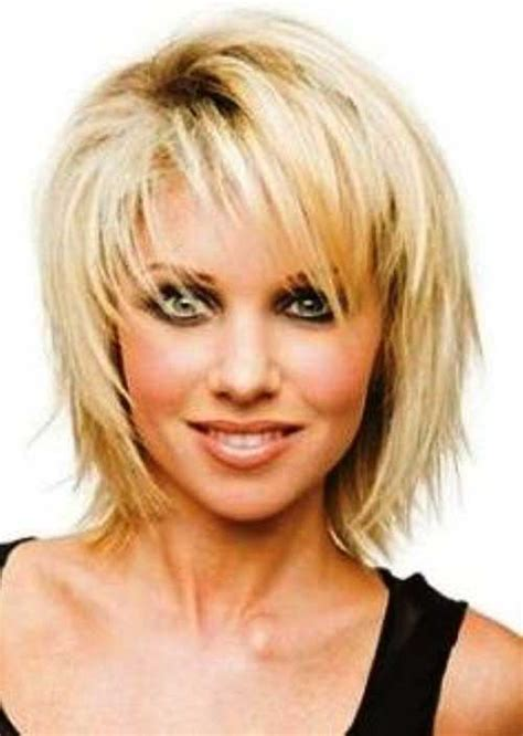 Medium Hairstyles For 50 Thin Hair by 20 Bob Hairstyles For 50 Bob