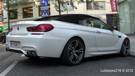 2012 Bmw M6 by New 2012 Bmw M6 F12 Convertible In Detail