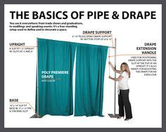 build your own pipe and drape 1000 ideas about pipe and drape on pinterest wedding
