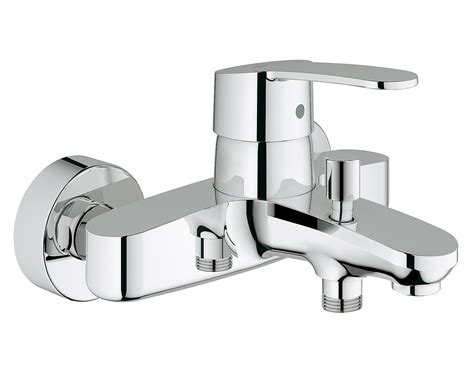 grohe bath shower mixer grohe eurostyle cosmo wall mounted bath shower mixer tap