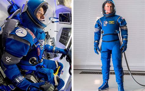 are space suits comfortable boeing just designed the most modern spacesuit yet