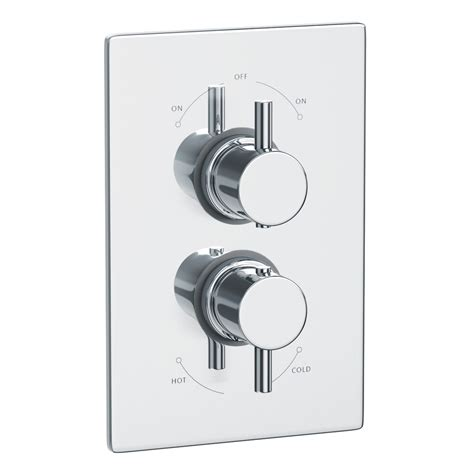 Standard Kitchen Faucet Abode Euphoria Thermostatic Shower Mixer Valve With 2 Exit