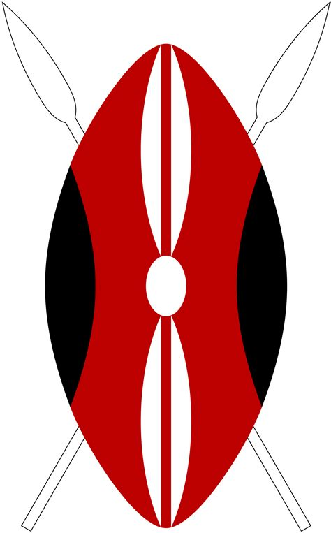 kenya tattoo designs kenya flag shield search