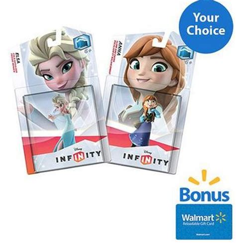 Disney Gift Cards At Walmart - hot free 5 walmart gift card with disney infinity purchase