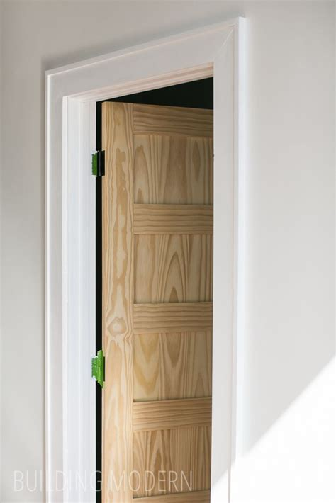 modern door casing a new door trim doors door trims and baseboard