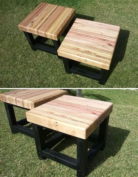 butcher block bench seat pallet bench seat pallet ideas tables bench seat and