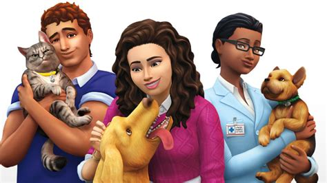 cats and dogs sims 4 sims 4 cats dogs breed pets how to puppies and kittens gamerevolution