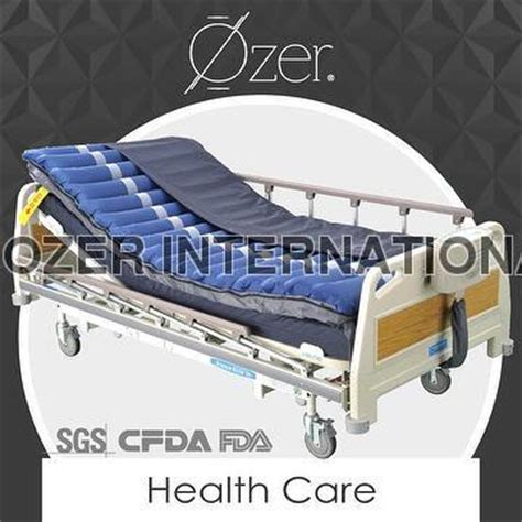 taiwan 5 inch wholesale air mattress hospital bed with ozer international corp