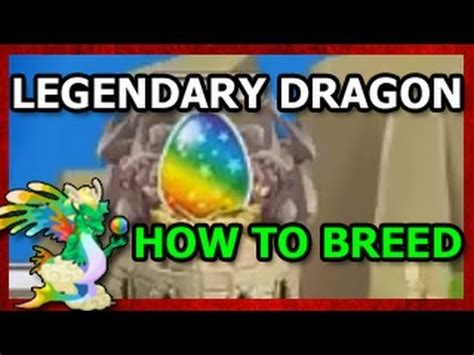How To Breed LEGENDARY Dragon In City Updated With