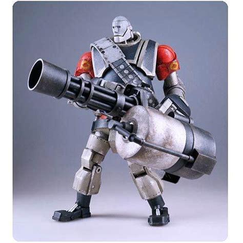 Figure Robot by Team Fortress 2 Robot Heavy Figure Threea