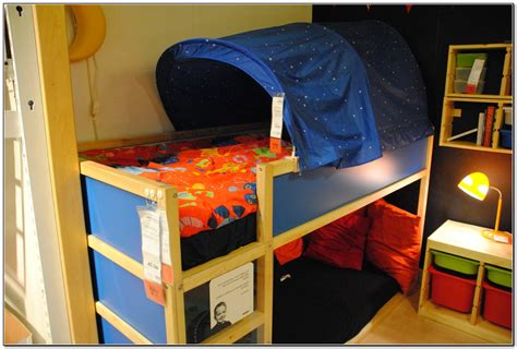 bunk beds with tent ikea bunk bed tent beds home design ideas 5zper6xn936385
