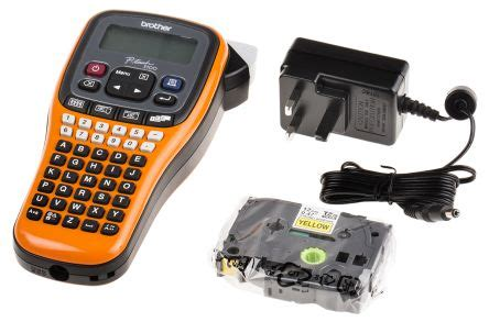 Resmi Label Printer Pt E100vp Label Maker Electrician Mode pte100vp pt e100vp label printer