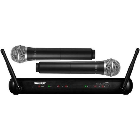 Murah Mic Wireless Shure Gld 4 Beta 58 Handheld Pro jual shure svx288 pg58 harga murah primanada