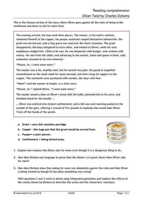 comprehension ks3 reading key stage 3 resources