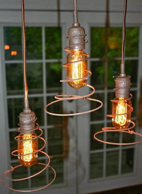 interesting lighting dishfunctional designs it on interesting things made with springs