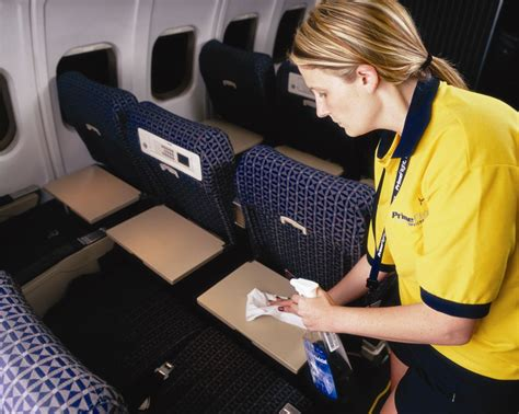 Cabin Cleaning by Cabin Cleaning 171 Primeflight Airline Services