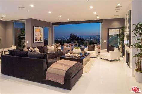 modern style master bathroom opens to hollywood hills view harry styles selling hollywood hills bachelor pad today