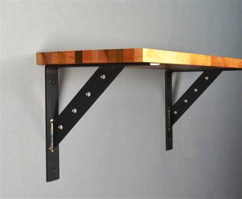 wall bracket shelf carter triangle wall bracket shelf