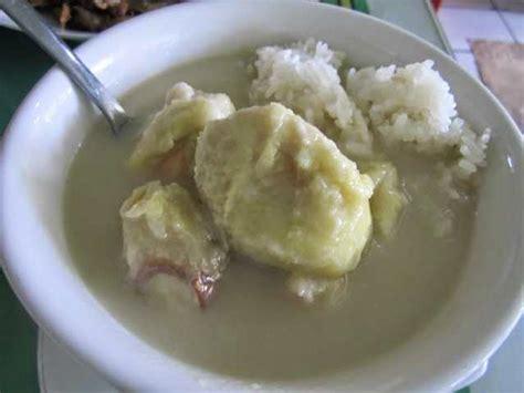 resep  membuat kolak durian resep masakan indonesia