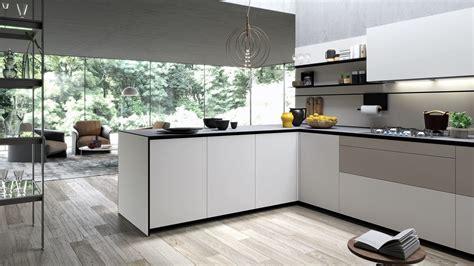 Decor Ideas For Kitchens cucina componibile con penisola forma mentis angel skin