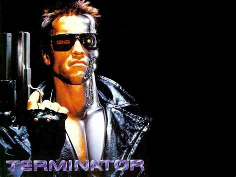 film robot schwarzenegger arnold schwarzenegger attached for terminator 5 green