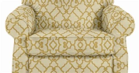 yellow pattern recliner the spindale high leg recliner by la z boy in a modern