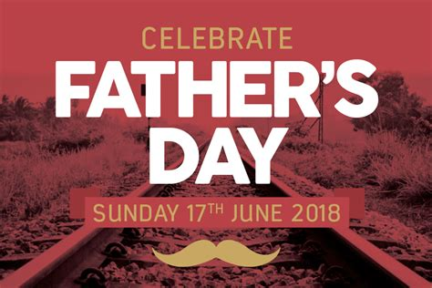 date of fathers day 2018 s day 2018 the station grill llansantffraid
