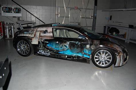 custom bugatti bugatti veyron by skinzwraps car news