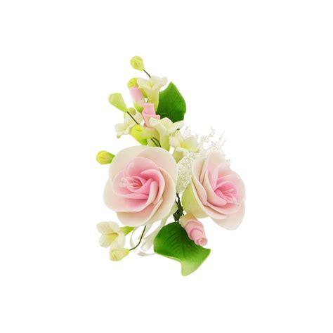 Petit Bouquet De Fleurs petit bouquet de fleurs pastillage pas cher cerf
