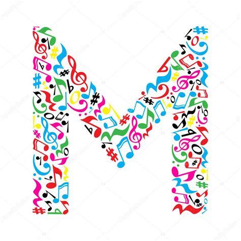 note musicali in lettere carta de notas musicais vetor de stock 169 inspiring