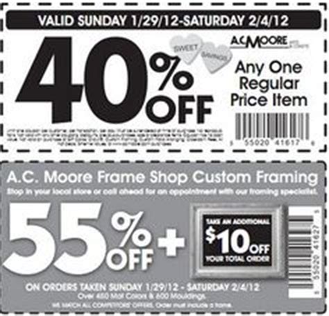 1000 images about craft store couponing ideas on coupon print coupons and ac