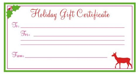 free printable gift certificate coupon free coupon printables printables pinterest free