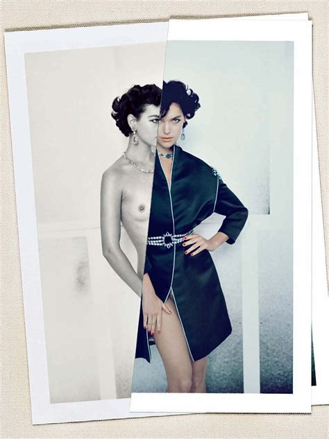 Fredrik Ljungberg Does Vogue Italia by Anthony Luke S Not Just Another Photoblog The